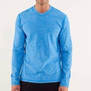 Lululemon Men's Speed Long Sleeve Shirt